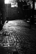 Montmartre en contre-jour