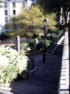 Montmartre morgens