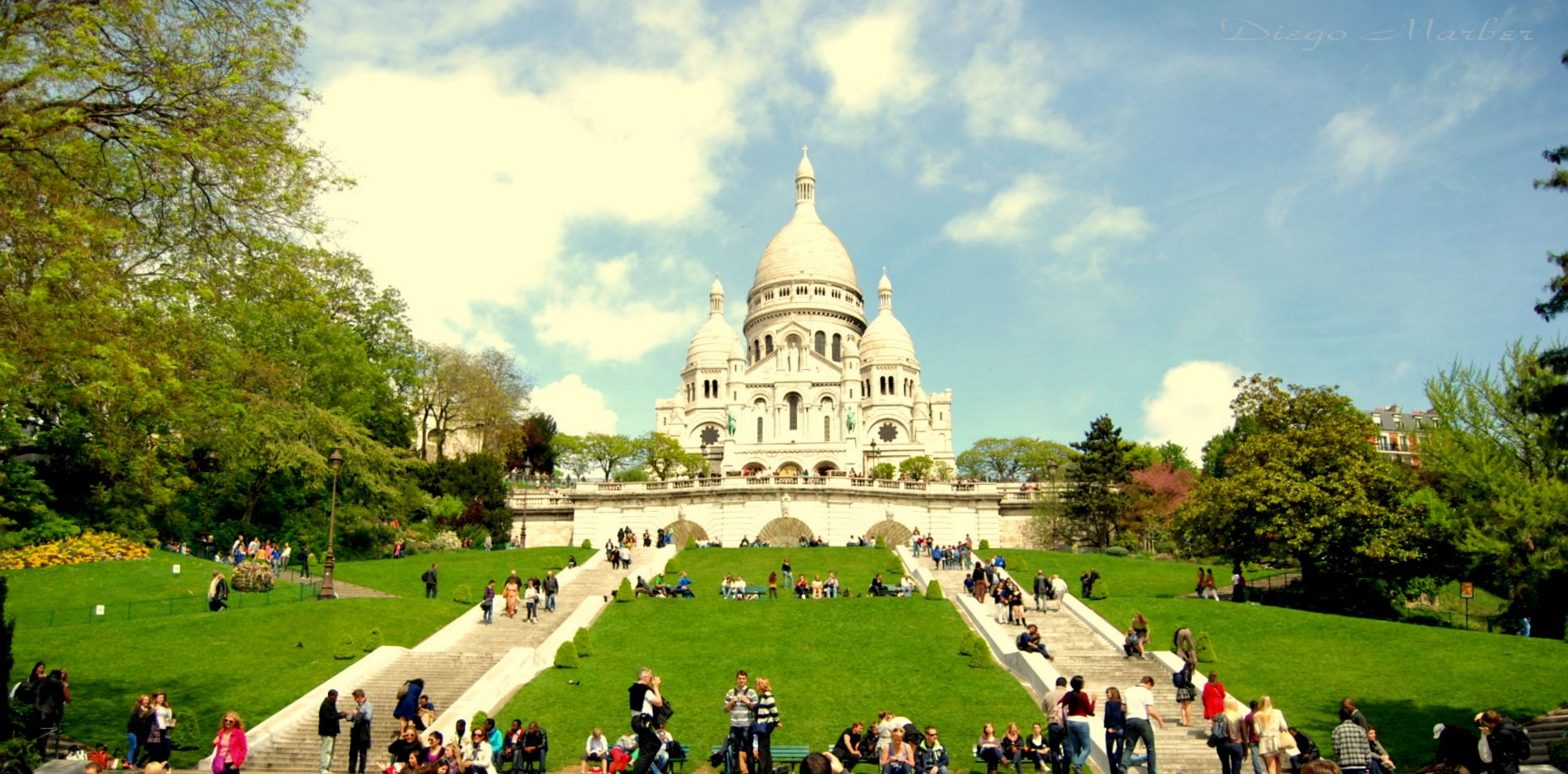 Montmartre soleado