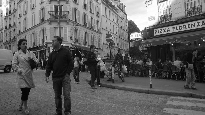 Montmartre und seine Menschen