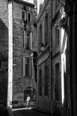 Montpellier's Alleys