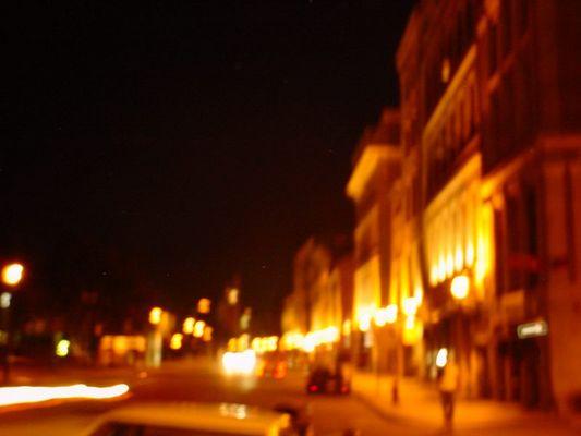 Montreal bei Nacht...