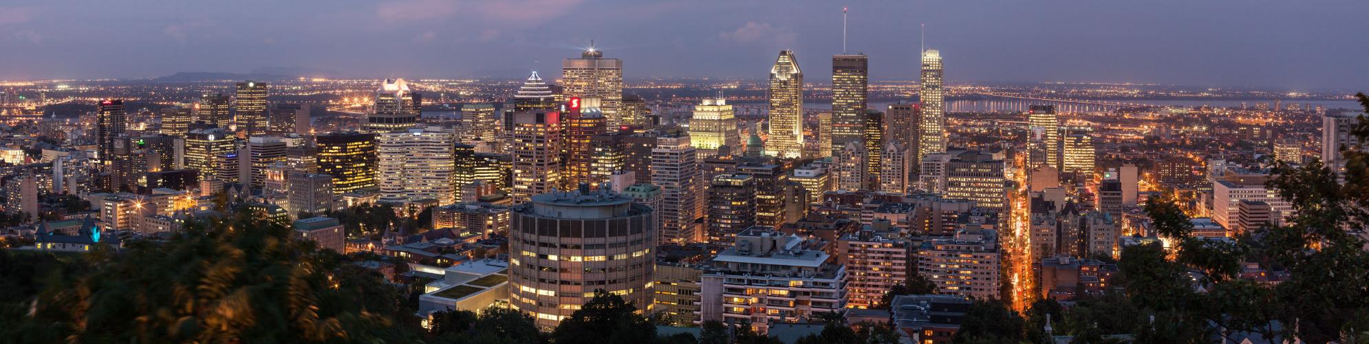 Montreal - Twilight