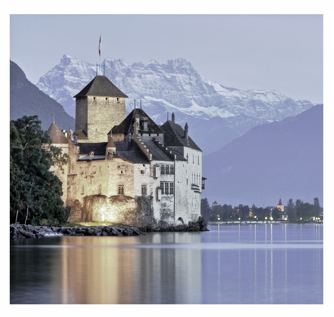 Montreaux, Genfer See