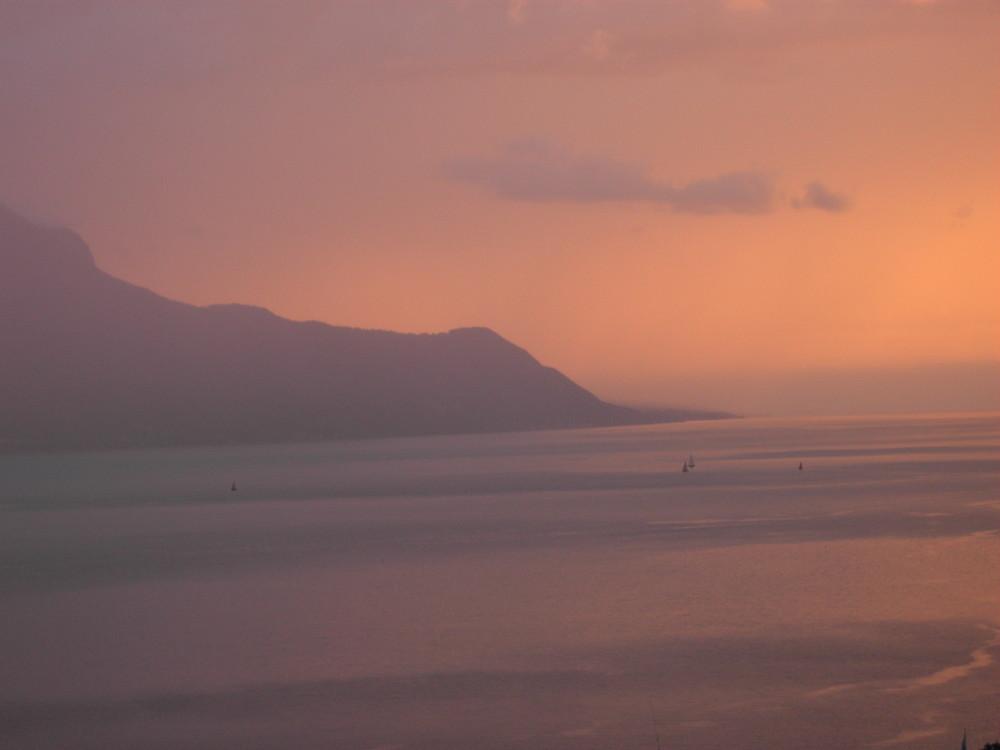 Montreux - Lac Léman, Suisse 2005