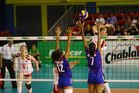 Montreux Volley Masters, 2011