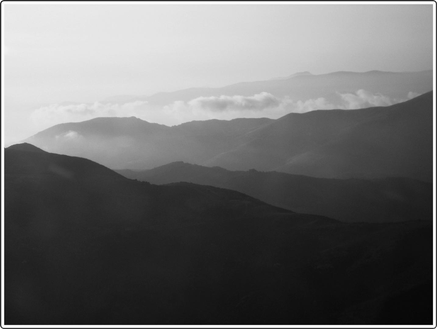 monts de Corse