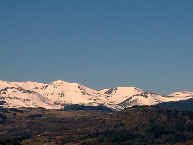 Monts du Sancy (Auvergne)