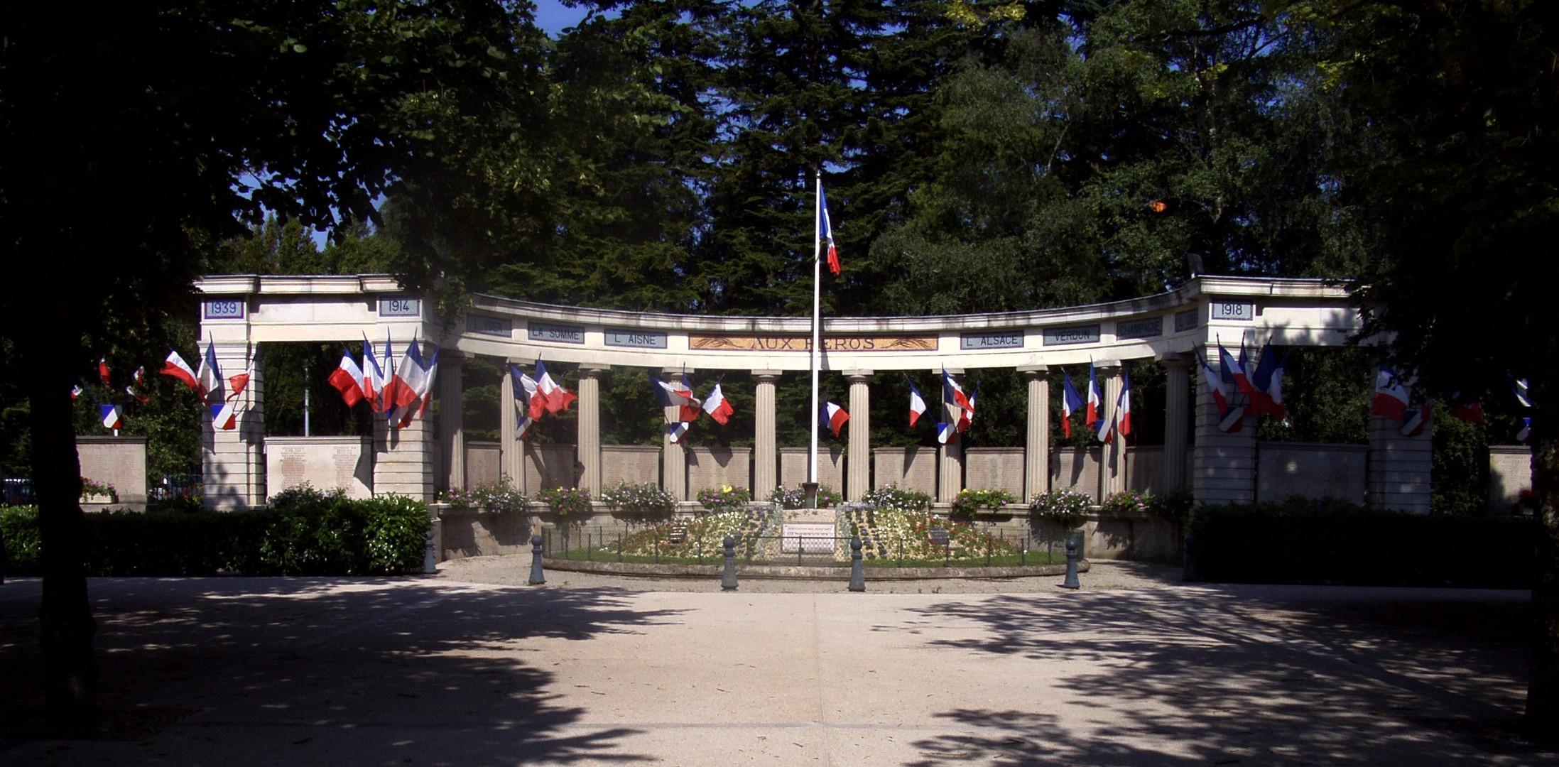 Monument à la 1ère Armée française