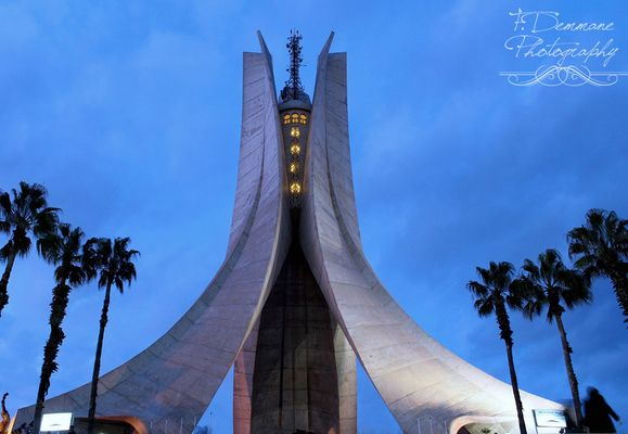 Monument des martyrs - Alger