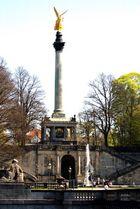 Monument Friedensengel München