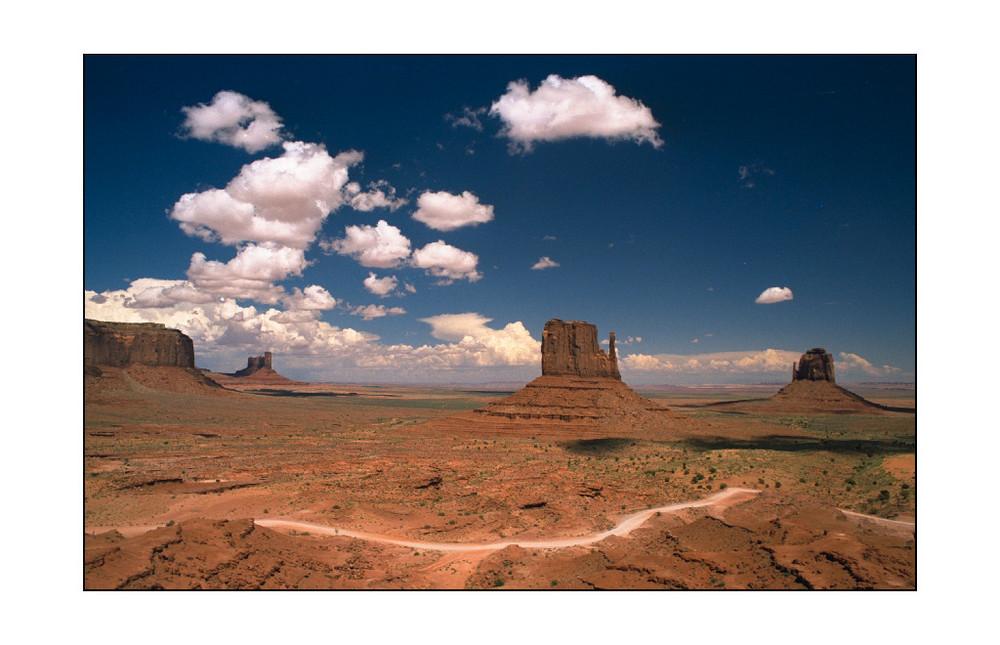 Monument vallée