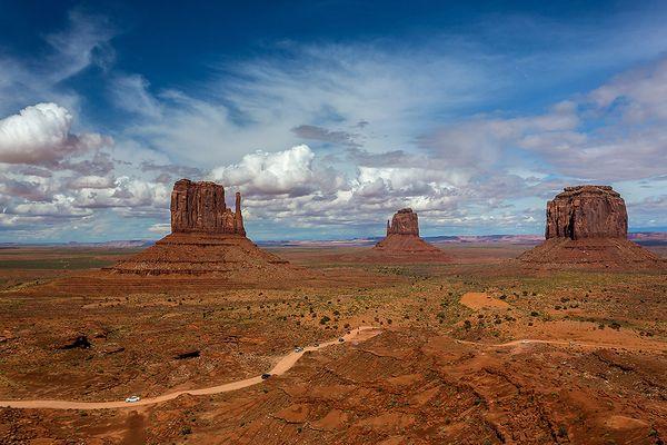 Monument Valley ...der Klassiker