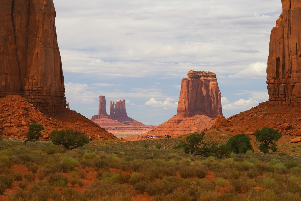 Monument Valley, die Staubtour