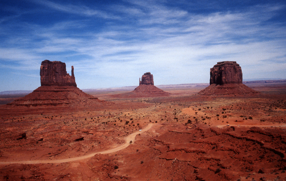 Monument Valley Mitten Buttes