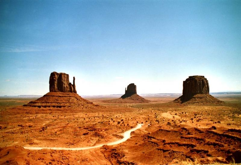 Monument Valley of Death