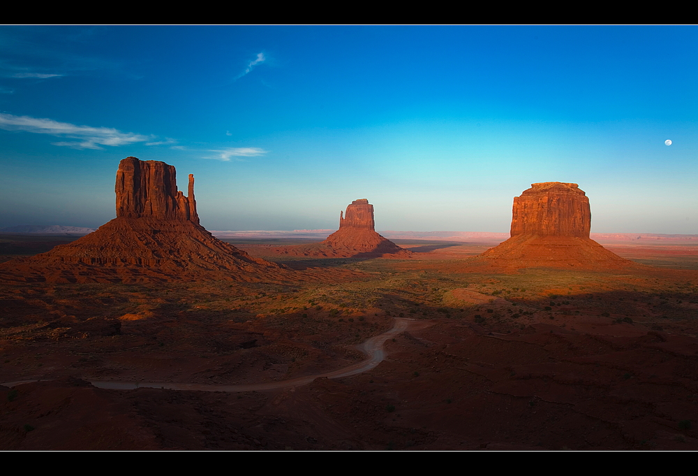 Monument Valley - Standards