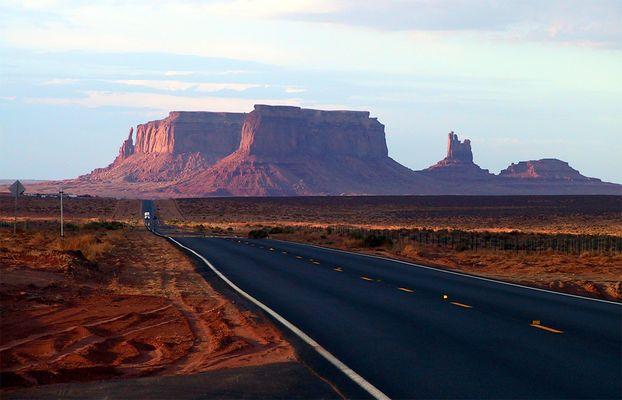 Monument Valley Sunset, Arizona Side