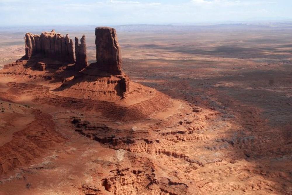 Monument Valley, terre des Indiens
