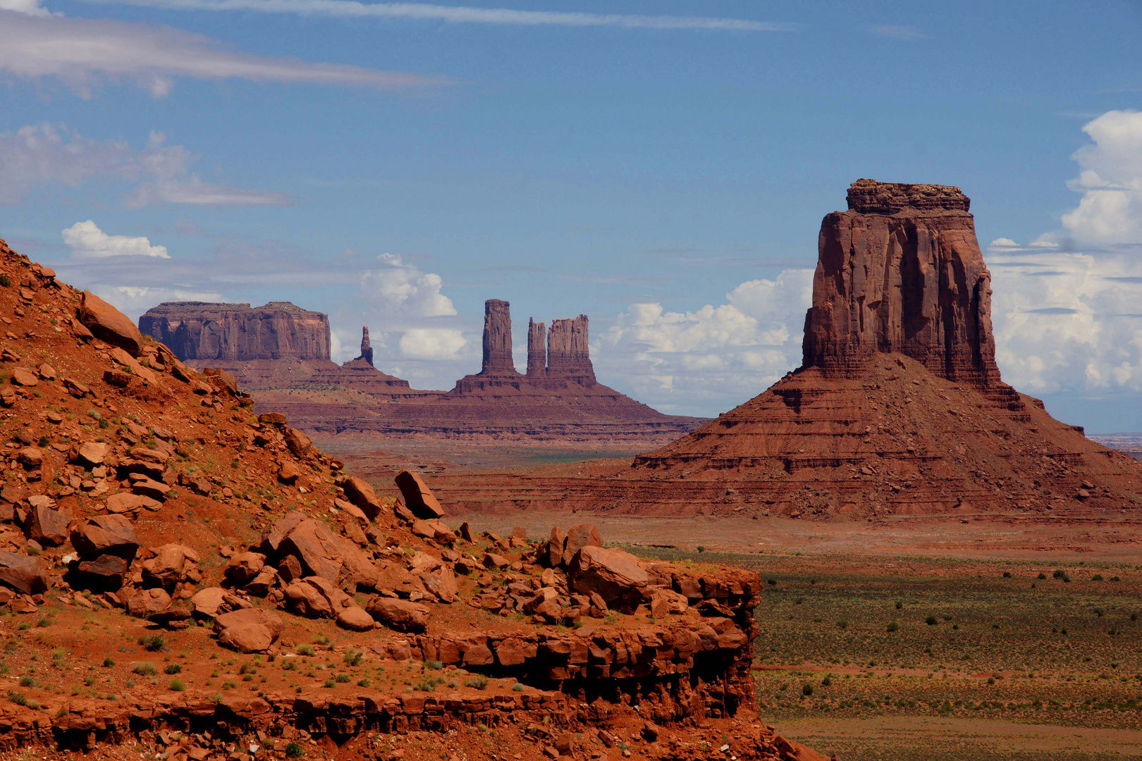 Monument Valley USA - 1