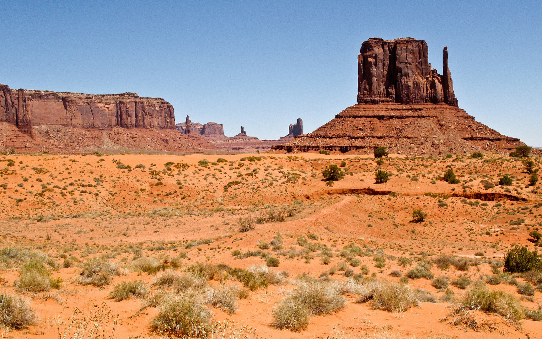 Monument Valley, USA (1)
