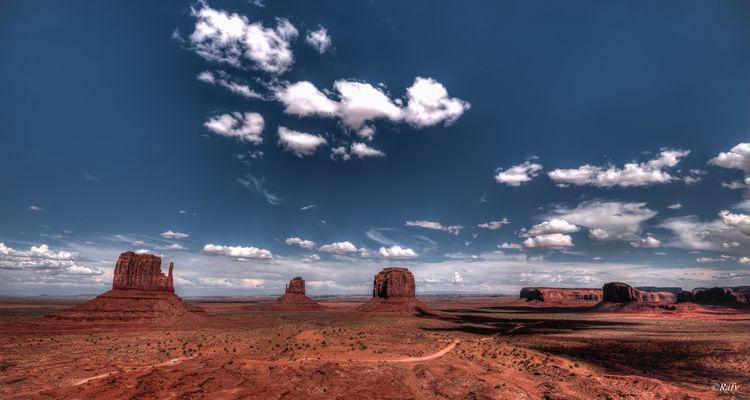 Monument Valley (Utha) USA