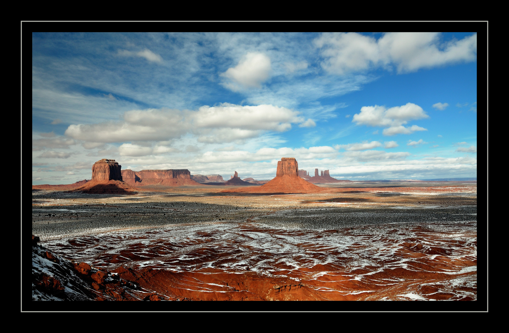 Monument Valley, Winter 2012 / 3