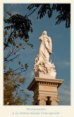 Monumento a la Inmaculada Concepción