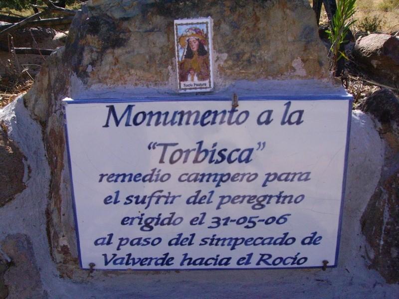 monumento a la Torbisca