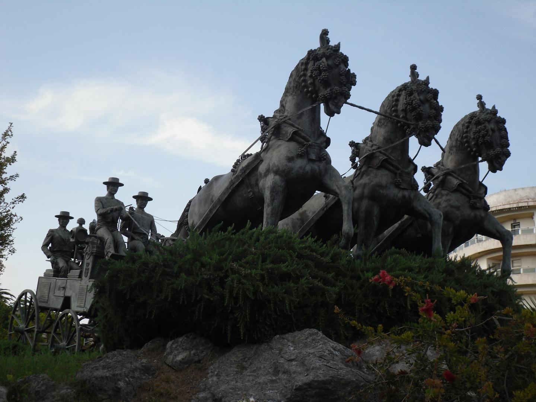 monumento al carruaje