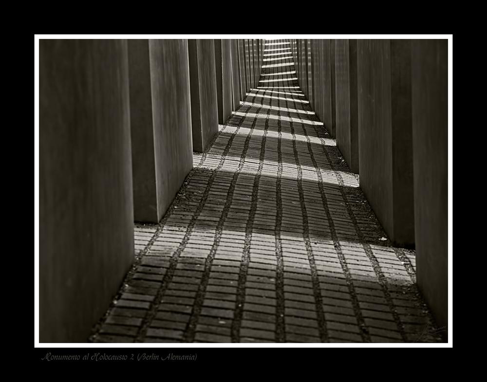 Monumento al Holocausto 2 (Berlin Alemania)