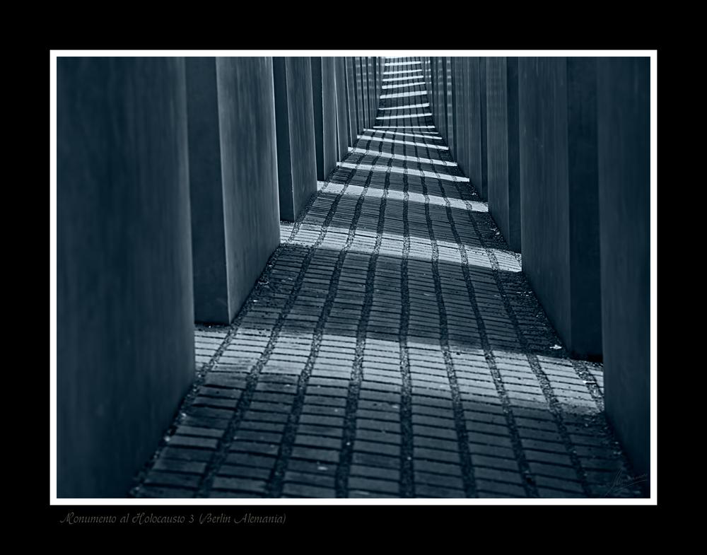 Monumento al Holocausto 3 (Berlin Alemania)