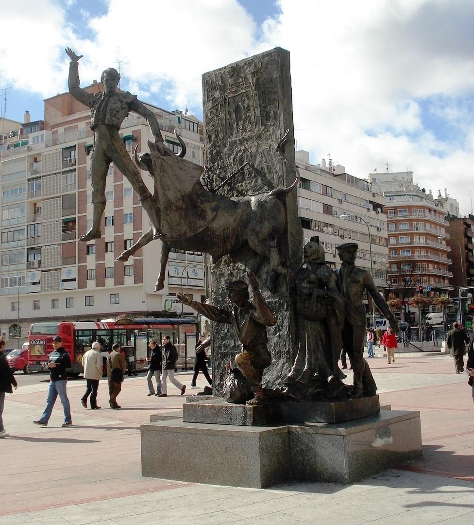 Monumento ao toreiro