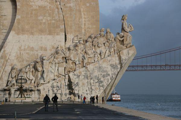 Monumento aos grandes Navegadores
