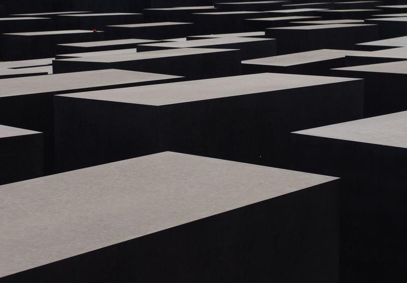 Monumento Ebraico all'Olocausto - Berlino