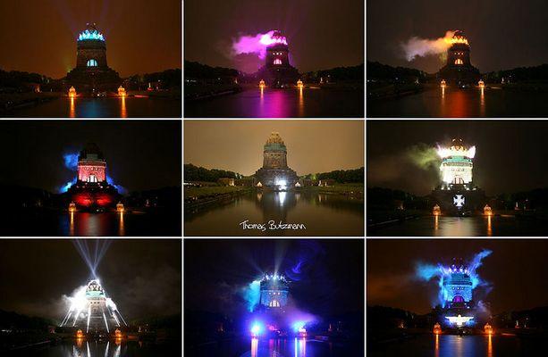 Monumentum II -Licht sehen