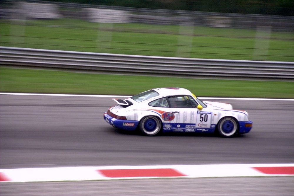 Monza Racetrack