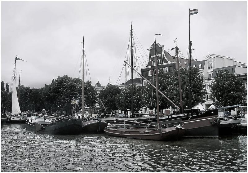 Mooie oude schepen