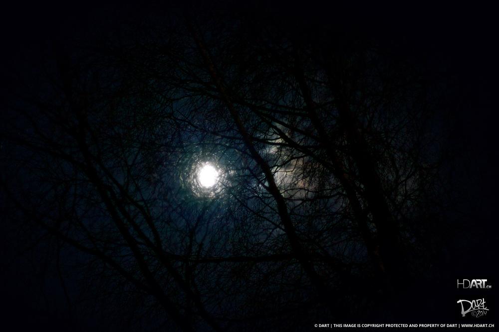 Moon Hole II