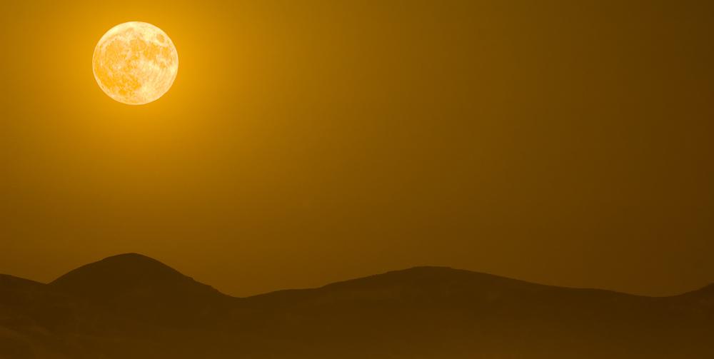 Moon Like a Sun