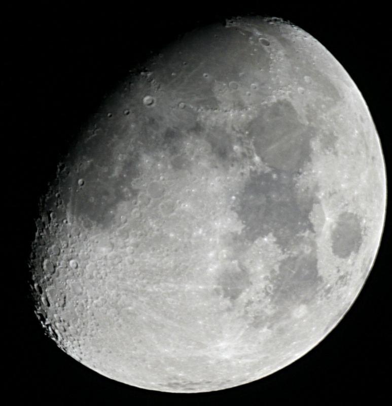 .: Moon :. (mein erster!)