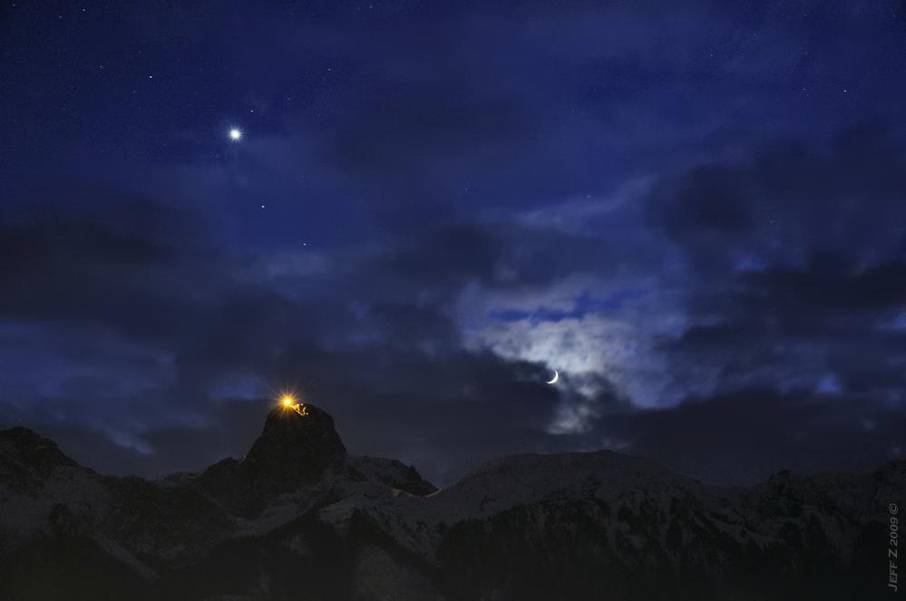 Moon, Stars & Stockhorn