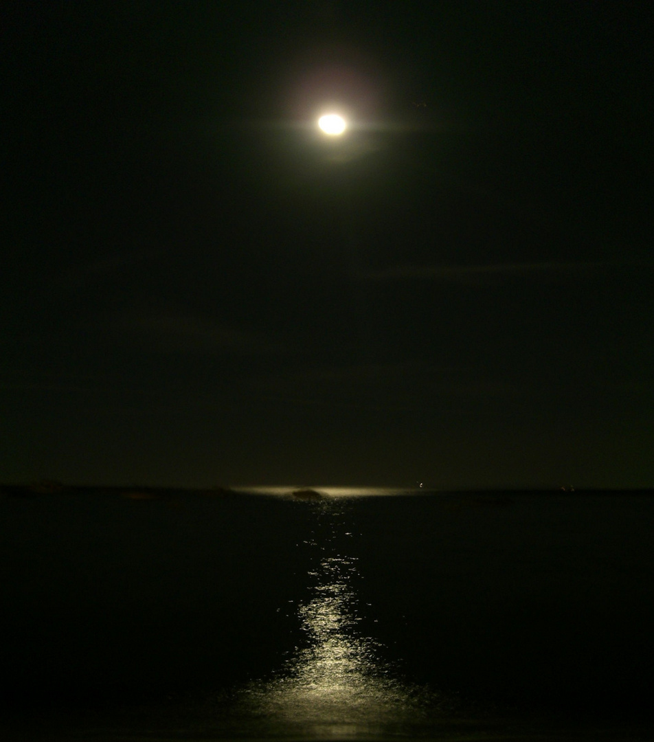 Moon - Talamanca