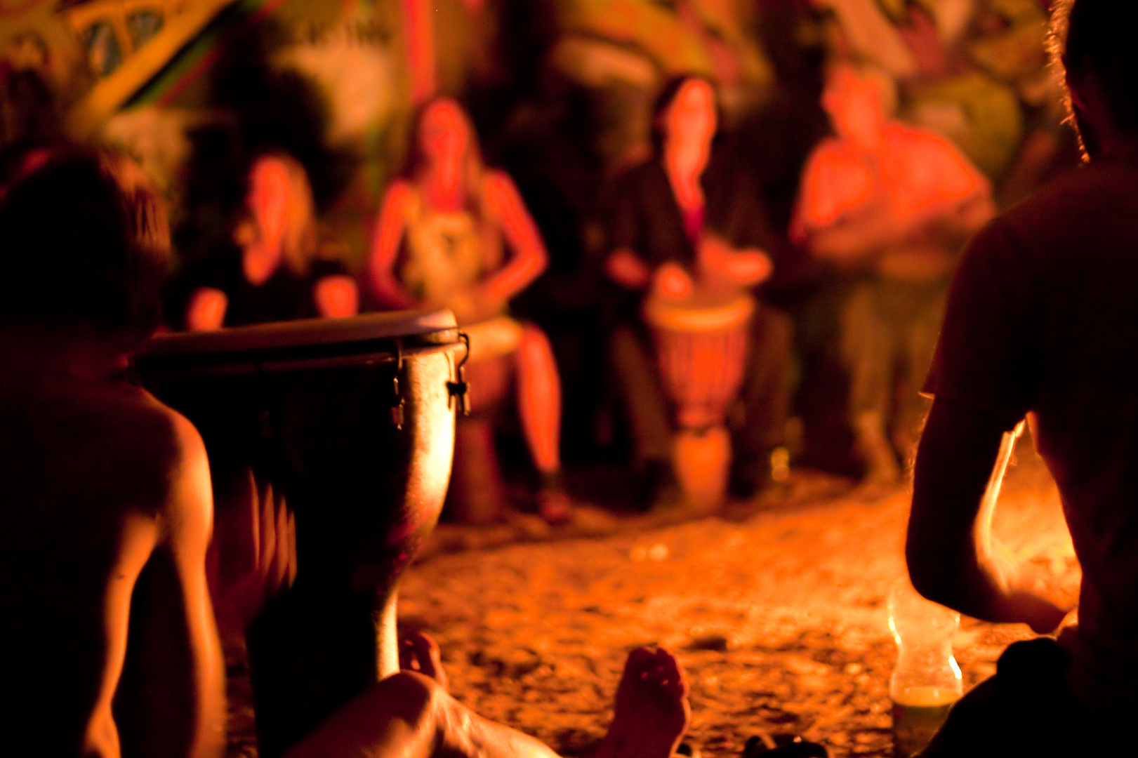 Moonlight Drums