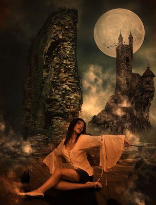 Moonlight in Avalon