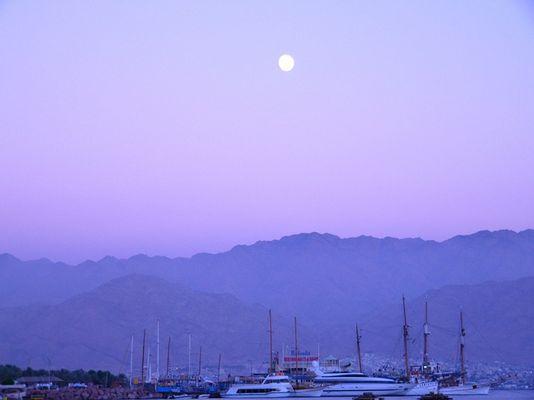 moonlight over jordan