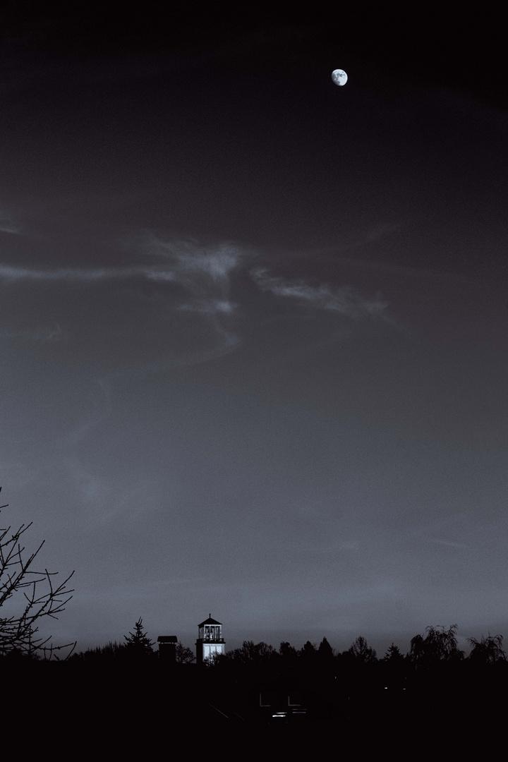 Moonrise Schillerhöhe