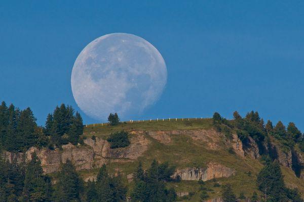 Moonset 22.09.2013
