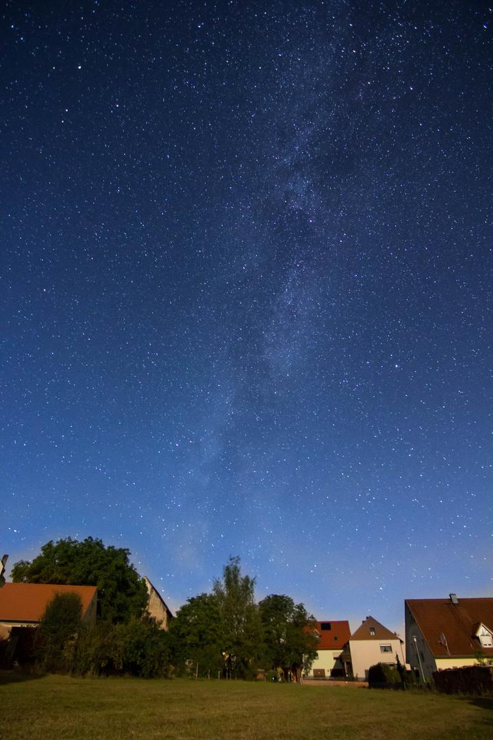 Moonshine and Stars
