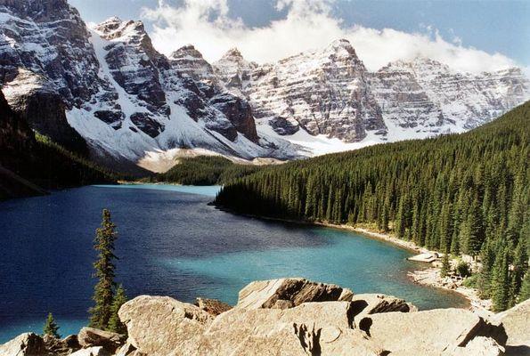 Morain Lake